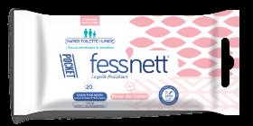 Fessnett pocket Fleur coton