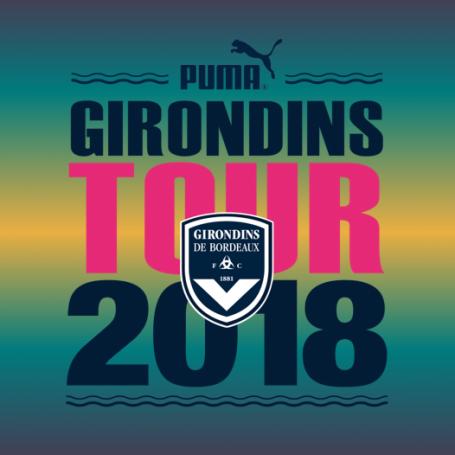 Fess'nett partenaire du Girondins Tour !