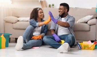 Astuces propreté pour toute la famille : ménage de printemps