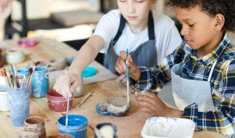 5 idées d'activités créatives pour vos enfants !