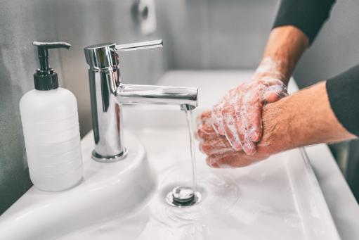 Règles d'hygiène aux toilettes, à télécharger !
